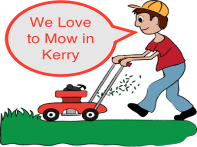 Lawn Mowing in Co. Kerry