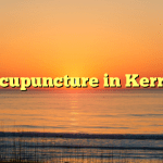 Acupuncture in Kerry Ireland