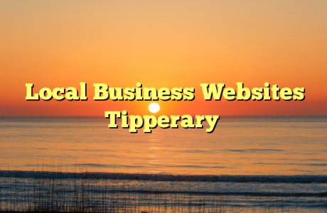 Local Business Websites Tipperary