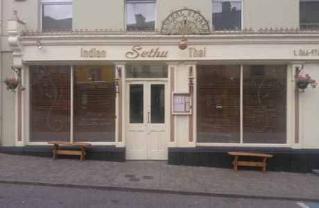 sethu curry house Restaurant in Kerry