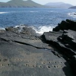 Valentia Tetrapod fossil tracks